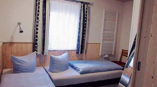 Wohnung B Schlafzimmer 2