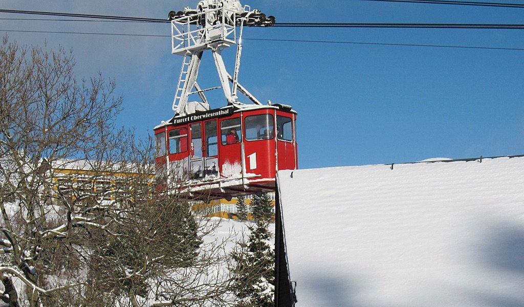 Seilbahn Oberwiesenthal